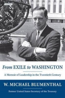 From Exile to Washington, Hardback Book