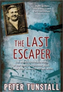 The Last Escaper, Hardback Book