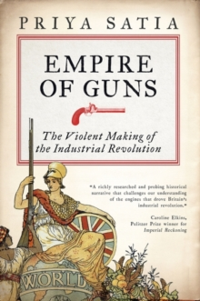 Empire of Guns, Hardback Book
