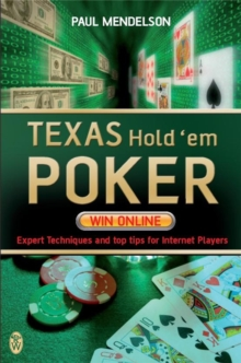 Texas Hold'em Poker: Win Online, Paperback Book