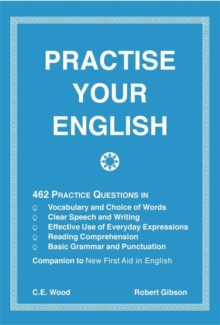 Practise Your English, Paperback Book
