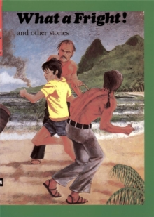 First Aid in English Reader A - What a Fright, Paperback Book
