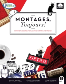Montages Toujours : Complete Course For Leaving Certficate, Paperback / softback Book