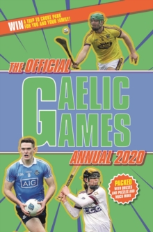 The Official Gaelic Games Annual 2020, Hardback Book