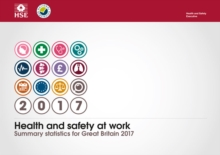 Health and safety at work : vital statistics booklet 2017, Paperback / softback Book