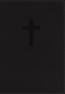 NKJV, UltraSlim Reference Bible, Leathersoft, Black, Indexed, Red Letter Edition, Leather / fine binding Book