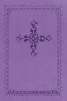 NKJV, Ultraslim Bible, Imitation Leather, Purple, Red Letter Edition, Leather / fine binding Book