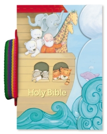 ICB, My Rainbow Promise Bible, Hardcover, Hardback Book