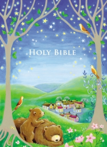 ICB, Sparkly Bedtime Holy Bible, Hardcover : International Children's Bible, Hardback Book