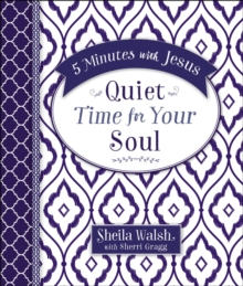 5 Minutes With Jesus: Quiet Time for Your Soul, Hardback Book