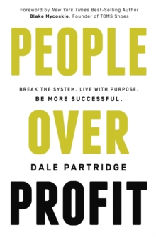 People Over Profit, Paperback Book