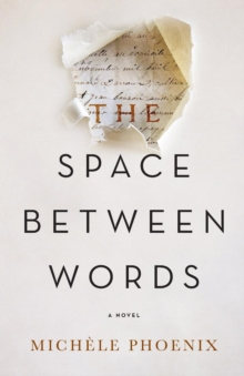 The Space Between Words, Paperback Book