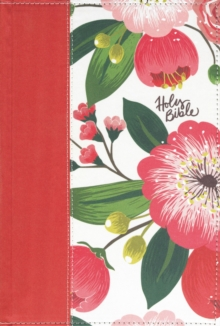 The NKJV, Woman's Study Bible, Cloth over Board, Pink Floral, Full-Color, Red Letter, Indexed : Receiving God's Truth for Balance, Hope, and Transformation, Hardback Book