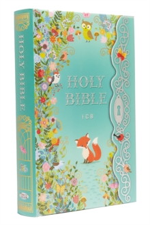 The ICB Blessed Garden Bible, Hardback Book