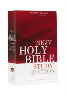 NKJV, Outreach Bible, Study Edition, Paperback, Paperback / softback Book