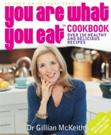 You Are What You Eat Cookbook, Paperback / softback Book