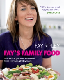 Fay's Family Food, Hardback Book