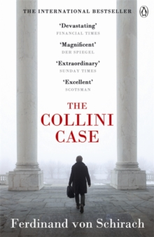The Collini Case, Paperback Book