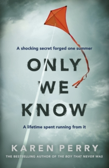 Only We Know, Hardback Book