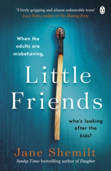 Little Friends : An utterly gripping and shocking new psychological suspense from the bestselling author of DAUGHTER, Paperback / softback Book