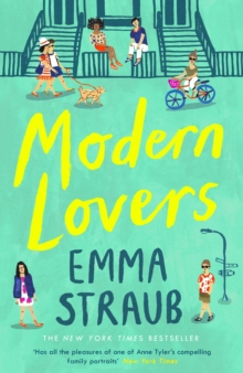 Modern Lovers, Hardback Book