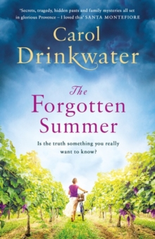 The Forgotten Summer, Hardback Book