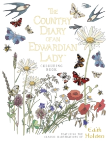 The Country Diary of an Edwardian Lady Colouring Book, Paperback / softback Book