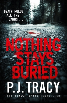 Nothing Stays Buried, Hardback Book