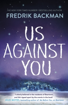 US AGAINST YOU, Hardback Book