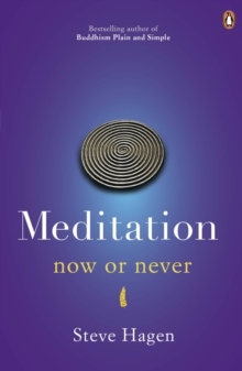 Meditation Now or Never, Paperback Book