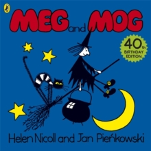 Meg and Mog, Paperback / softback Book