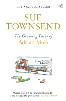 The Growing Pains of Adrian Mole : Adrian Mole Book 2, EPUB eBook