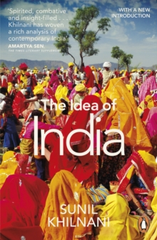 The Idea of India, Paperback / softback Book