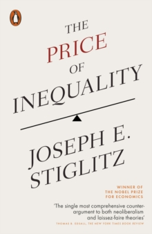 The Price of Inequality, Paperback / softback Book