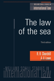 The Law of the Sea, Paperback / softback Book