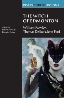 Witch of Edmonton : by William Rowley, Thomas Dekker and John Ford, Paperback Book