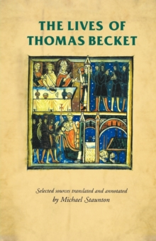 The Lives of Thomas Becket, Paperback Book