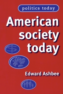 American Society Today, Paperback Book