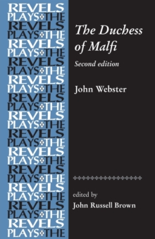 The Duchess of Malfi : By John Webster, Paperback / softback Book