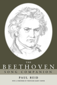 The Beethoven Song Companion, Paperback / softback Book