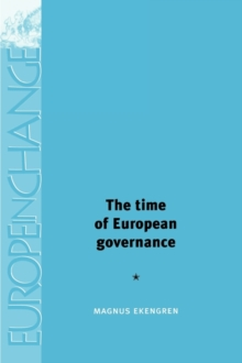 The Time of European Governance, Paperback / softback Book