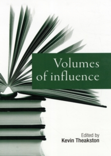Volumes of Influence, Hardback Book