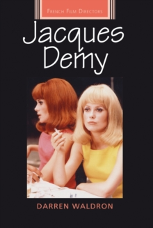 Jacques Demy, Hardback Book