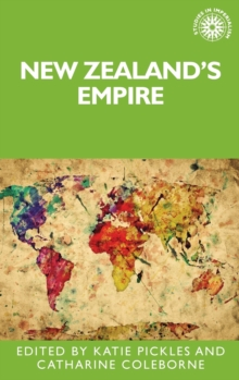 New Zealand's Empire, Hardback Book
