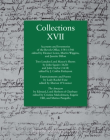 Collections Xvii, Hardback Book