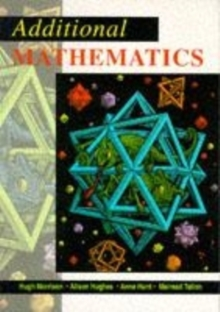 Additional Maths, Paperback Book