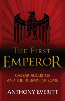 The First Emperor, Paperback / softback Book