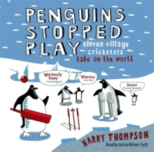 Penguins Stopped Play, CD-Audio Book
