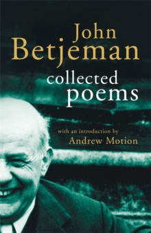 John Betjeman Collected Poems, Paperback Book