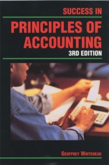 Success in Principles of Accounting Student's Book : Success in Principles of Accounting  Student's Book Student's Book, Paperback / softback Book